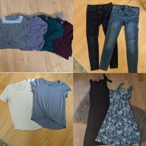 JOE FRESH - 10 Item Bundle